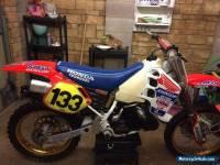 HONDA CR500 1992