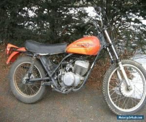1976 Harley-Davidson 250cc for Sale