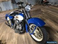 1939 Harley-Davidson Touring