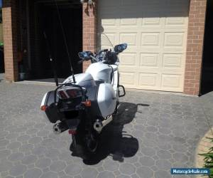 Yamaha FJR 1300a SPORTS TOURIER-built in Icom 80 Channel UHF Radio with Scanner for Sale