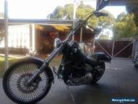 Harley Davidson HD Softail custom