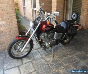 Honda Shadow VT1100 for Sale