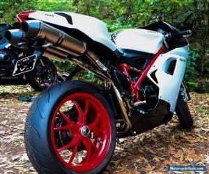 2012 Ducati 848 EVO for Sale