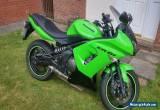 Kawasaki ER-6F 2008 LESS THAN 8000 MILES for Sale