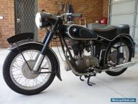 BMW  R25/3  1955  250cc  single  Motorcycle