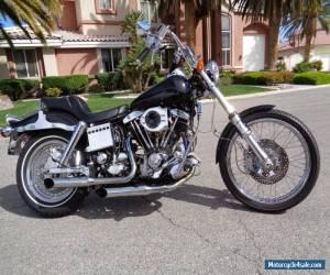 1984 Harley-Davidson FXWG for Sale