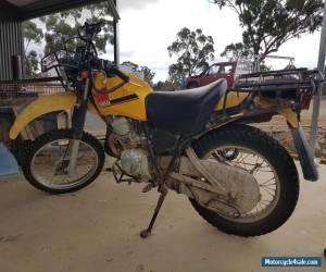 Yamaha Ag 200 motorbike  for Sale