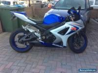 SUZUKI GSXR 1000 K8 2008/58 BLUE