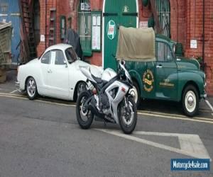 SUZUKI GSXR 600 K6 2008 for Sale