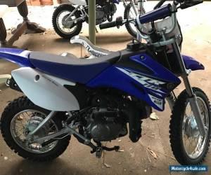 YAMAHA TTR 110 2015 Model for Sale