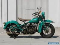 1951 Harley-Davidson Rikuo RO