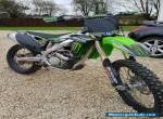 Kawasaki kxf 250 2013 not crf sxf for Sale