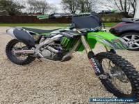Kawasaki kxf 250 2013 not crf sxf