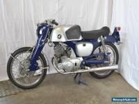 Classic Honda CB92 125cc Benly Sport - lovely condition