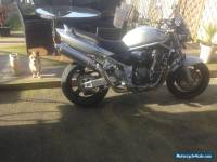 SUZUKI BANDIT 1200 NAKED (VERY LOW MILEAGE)