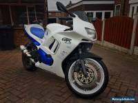 ++ 1996 HONDA CBR 600 F3 / WHITE & BLUE - CUSTOM / MODIFIED BIKE++