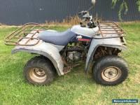 used yamaha timberwolf yfb 250 atv quad bike