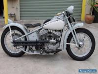 1939 Harley-Davidson UMG