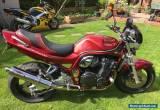 suzuki bandit 1200 mk1 maroon for Sale