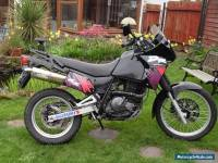 suzuki dr650 rs trail bike