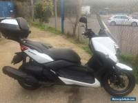 yamaha xmax 400 cat c damaged repairable 2016