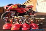 Honda cbr600rr 2010 track / race motorbike for Sale