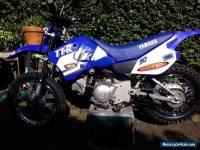yamaha TTR 90 kids pit bike mx, like crf klx.