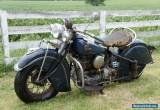 1941 Indian Four: Need Restorations for Sale