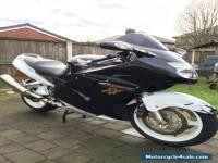 1999 HONDA CBR 1100 XX BLACKBIRD