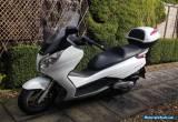 2014 HONDA FES 125 A-C WHITE for Sale