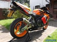 honda cbr 600 rr repsol road and track bike
