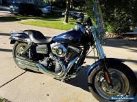 2012 Harley-Davidson Fat Bob