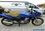 HONDA CB 500 S BLUE 2000 commuter motorcycle low miles for Sale