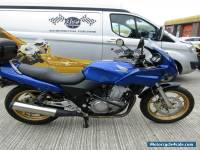HONDA CB 500 S BLUE 2000 commuter motorcycle low miles