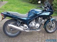 YAMAHA XJ600 DIVERSION 1992 (J) 23K GREEN MOTAD GREAT CONDITION FREE UK DELIVERY