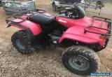 HONDA 230 QUAD 2004 MODEL FOUR WHEELER BIKE for Sale