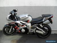 1999 YAMAHA YZF600   R6