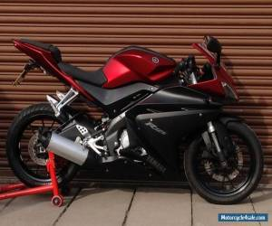 Yamaha YZF R125. Nationwide Delivery Available. for Sale