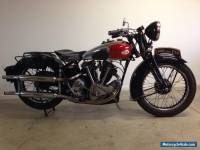 BSA  V Twin OHV 750cc model Y13