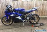 2009 YAMAHA YZF R6 13S BLUE LOW MILEAGE  for Sale
