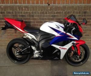 Honda cbr600rr ABS 2010 5067 miles gsxr zxr r6 for Sale