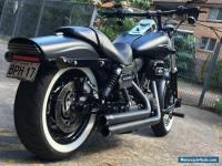 2013 Harley Davidson FXDF Fat Bob 103cbi