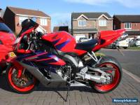 Honda CBR 1000rr5 UK Bike