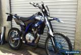 YAMAHA WR 125 R BLACK WR125 for Sale