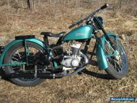 1951 Harley-Davidson Other