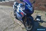 2002 SUZUKI GSXR 1000 k1 not zx10r zx9r fireblade r1 for Sale