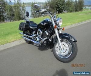 Yamaha V star XVS1100A  2001 for Sale