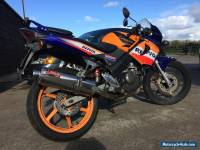 2005 HONDA CBR125 RW-5 REPSOL Project for Parts Spares or Repair