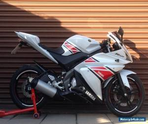 Yamaha YZF R 125. Only 4472 miles. Nationwide Delivery Available. for Sale