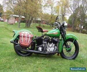 1938 Harley-Davidson Touring for Sale